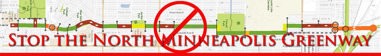 Stop The North Minneapolis Greenway